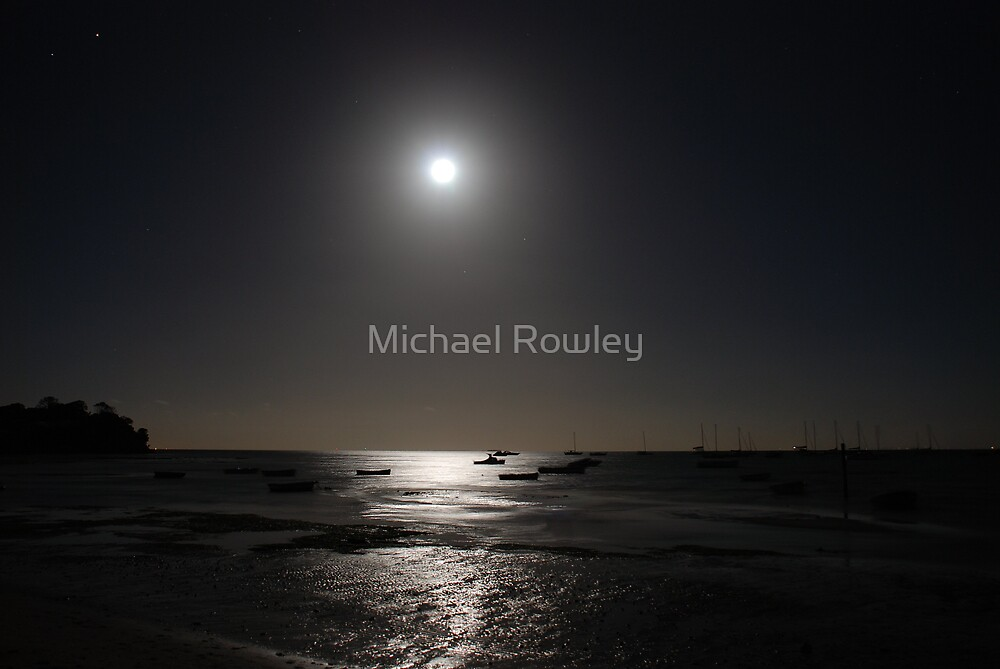 Moonlight Bay by Michael Rowley