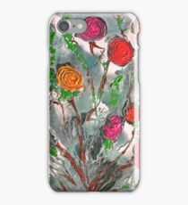 In Flora Rosae iPhone Case/Skin
