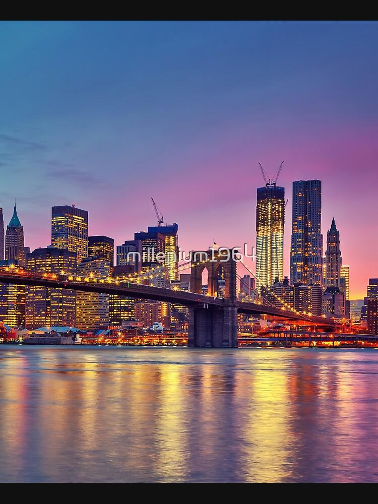 NUEVA YORK de millenium1964