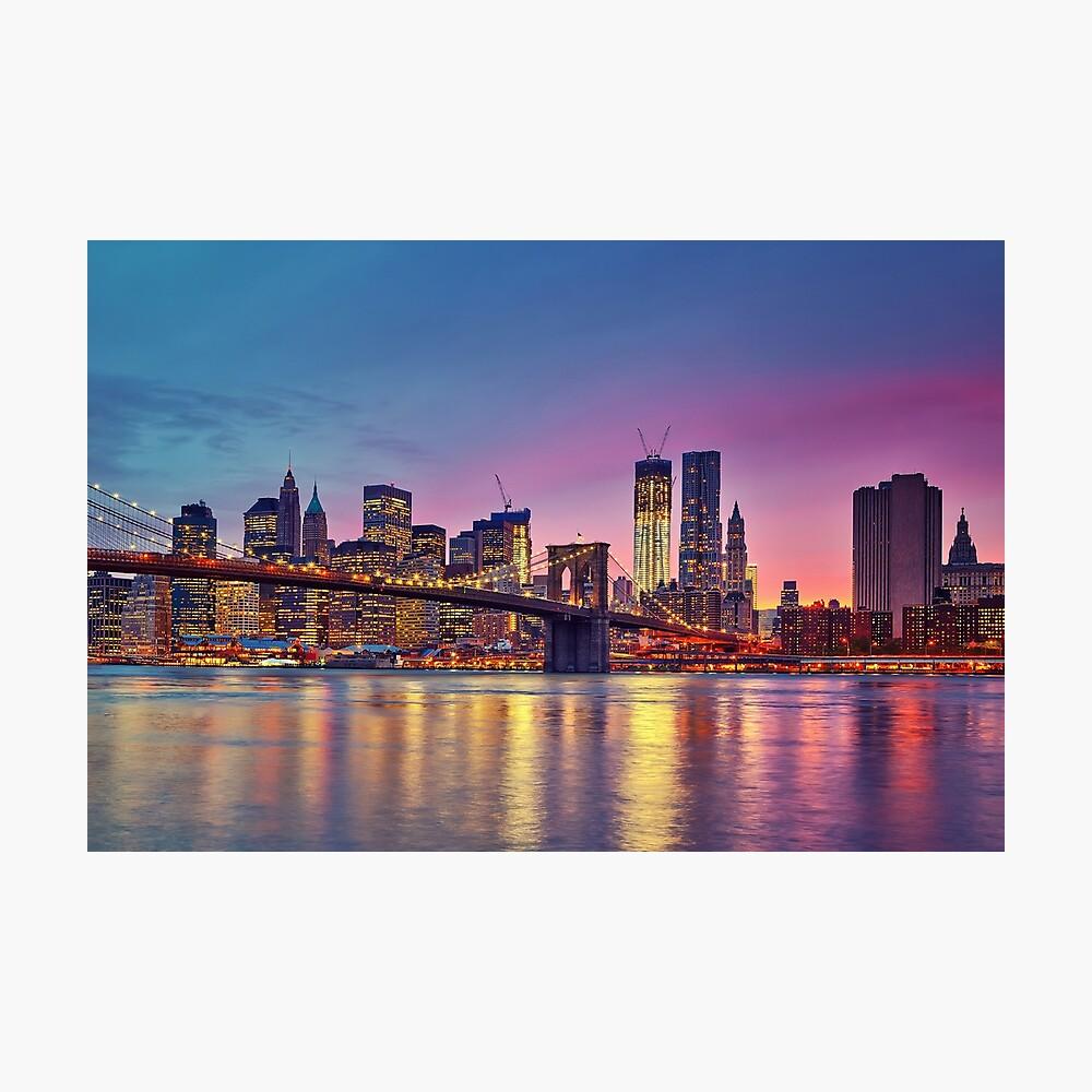 NEW YORK Fotodruck