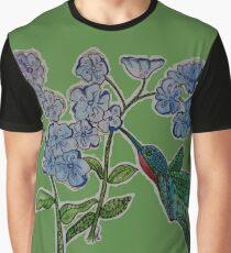 Hummingbird feast Graphic T-Shirt