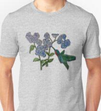 Hummingbird feast Unisex T-Shirt