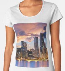 CHICAGO Women's Premium T-Shirt
