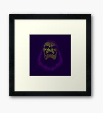 SKELETOR Framed Print