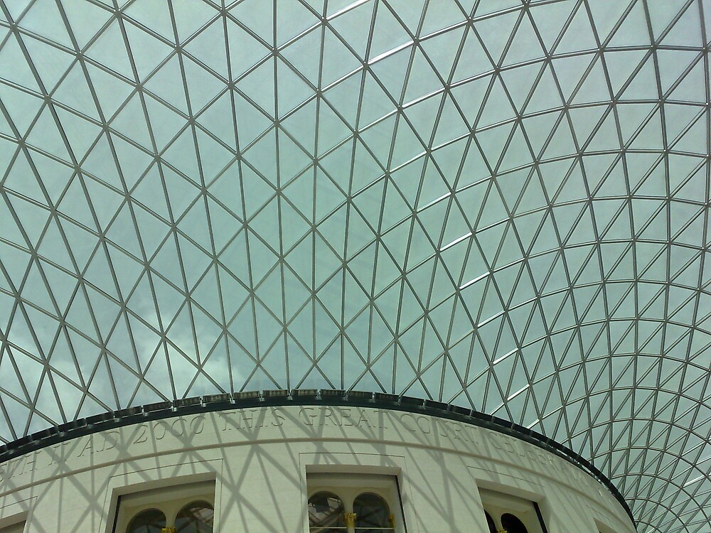 British Museum by MickLilley