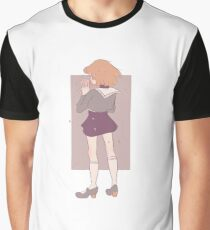 Girl with rose :D Graphic T-Shirt