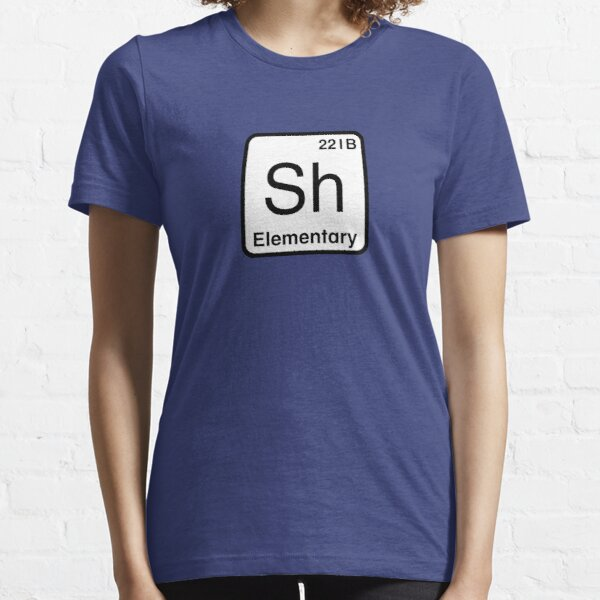 The Atomic Symbol for Detection  Essential T-Shirt