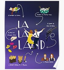 Secret Recipe of LaLaLand Poster