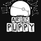Aries Zodiac Pup by NerdyDoggo