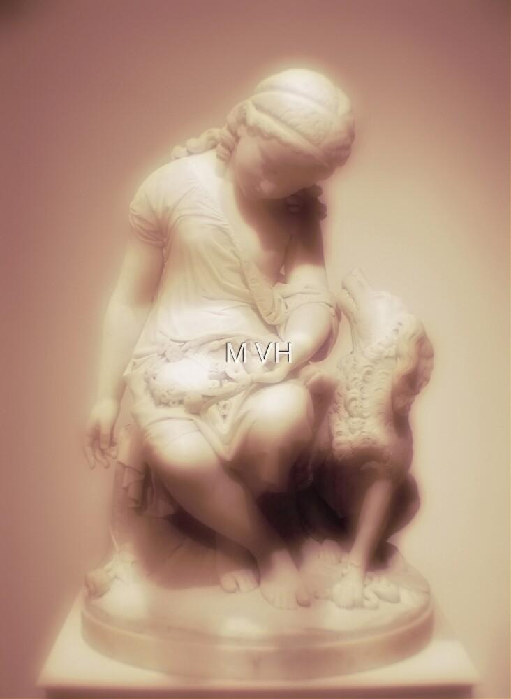 La Petite Fils et Ami by M VH