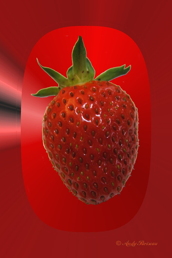 Strawberry  by Andy2302