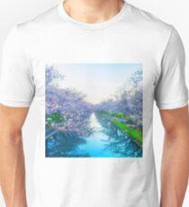 Cherry Blossom Japan Unisex T-Shirt