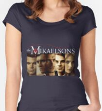 les mikaelsons T-shirt échancré