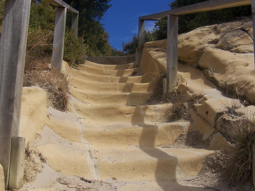 """Sandstone Steps"" by JodieG"