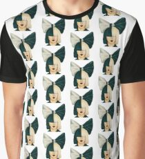 Sia - the mysterious woman Graphic T-Shirt