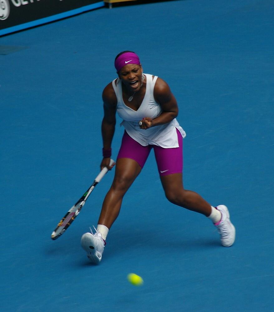 "Serena - ""Yeah!!"" by Hayley Watson"