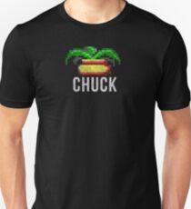 Chuck The Plant - Black T-Shirt