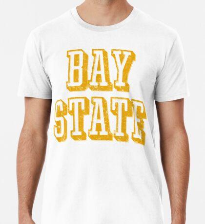 The Bay State - Vintage & Retro Premium T-Shirt
