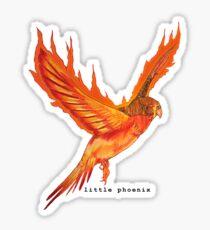 Little Phoenix Sticker