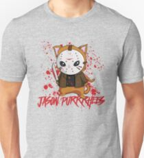 Jason Purrrhees Unisex T-Shirt