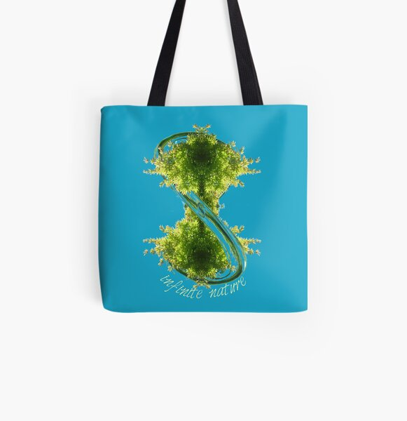 infinite nature is now All Over Print Tote Bag