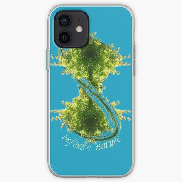 infinite nature is now iPhone Soft Case