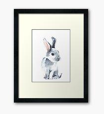 Moon Rabbit II Framed Print