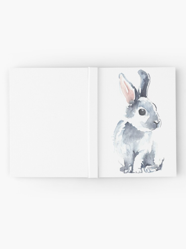Alternate view of Moon Rabbit II Hardcover Journal