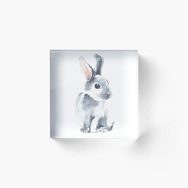 Moon Rabbit II Acrylic Block