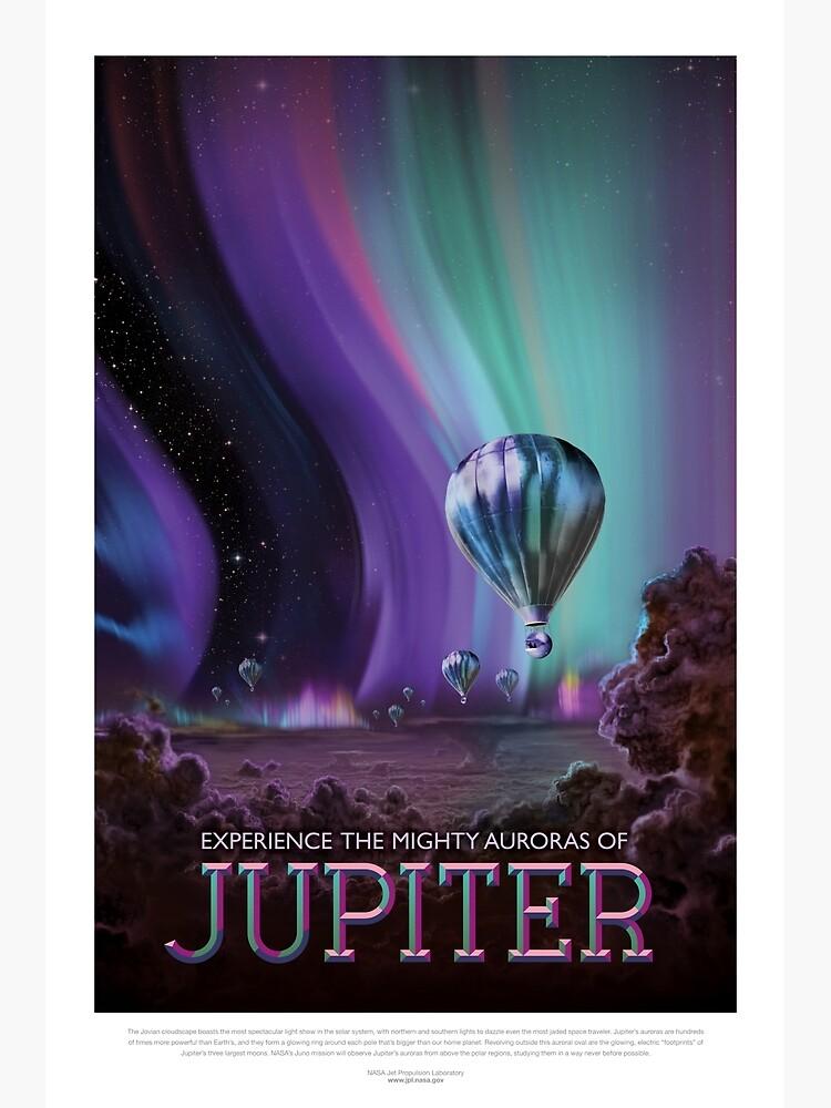 «NASA JPL Space Tourism: Jupiter (résolution 8K)» par bobbooo