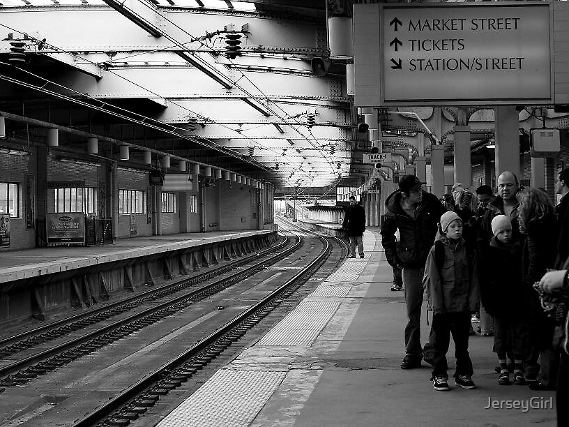 station. by JerseyGirl