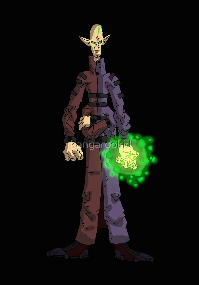 the alchemist by kangarookid
