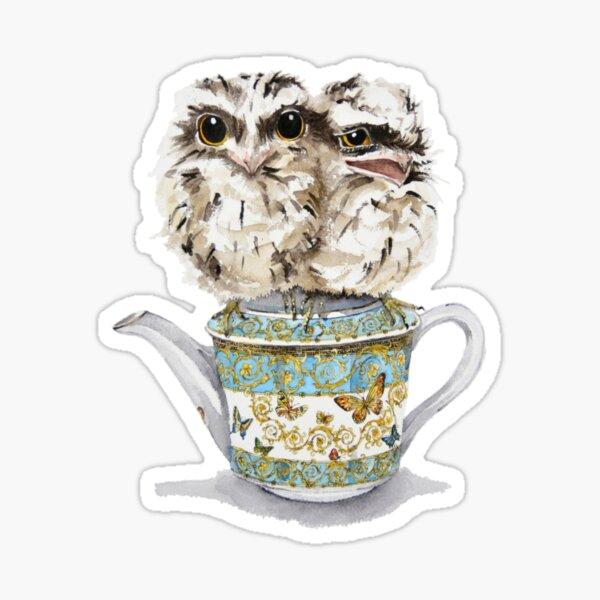 Tea Cosy Sticker