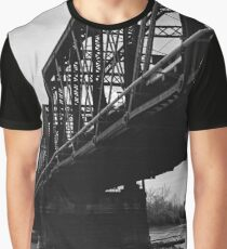 The Bridge in to Town Graphic T-Shirt