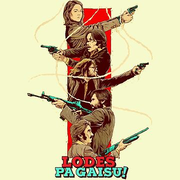 Free Fire The Gun Fight by superkintring