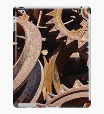 Rusty Old Gears iPad Case/Skin
