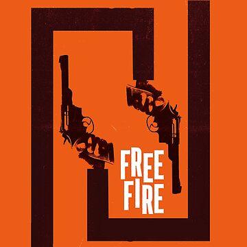 Free Fire 2 Gun by superkintring