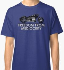 Cruiser Motorcycle Freedom Classic T-Shirt