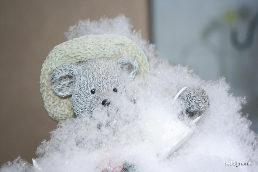 snow bear by teddynanie
