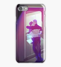 spacey kiss iPhone Case/Skin