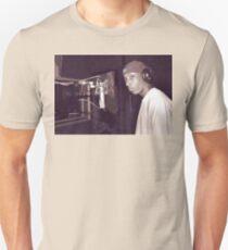BIG L IN THE STUDIO Unisex T-Shirt