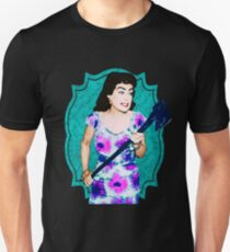 Joan Crawford- Straight Jacket Unisex T-Shirt