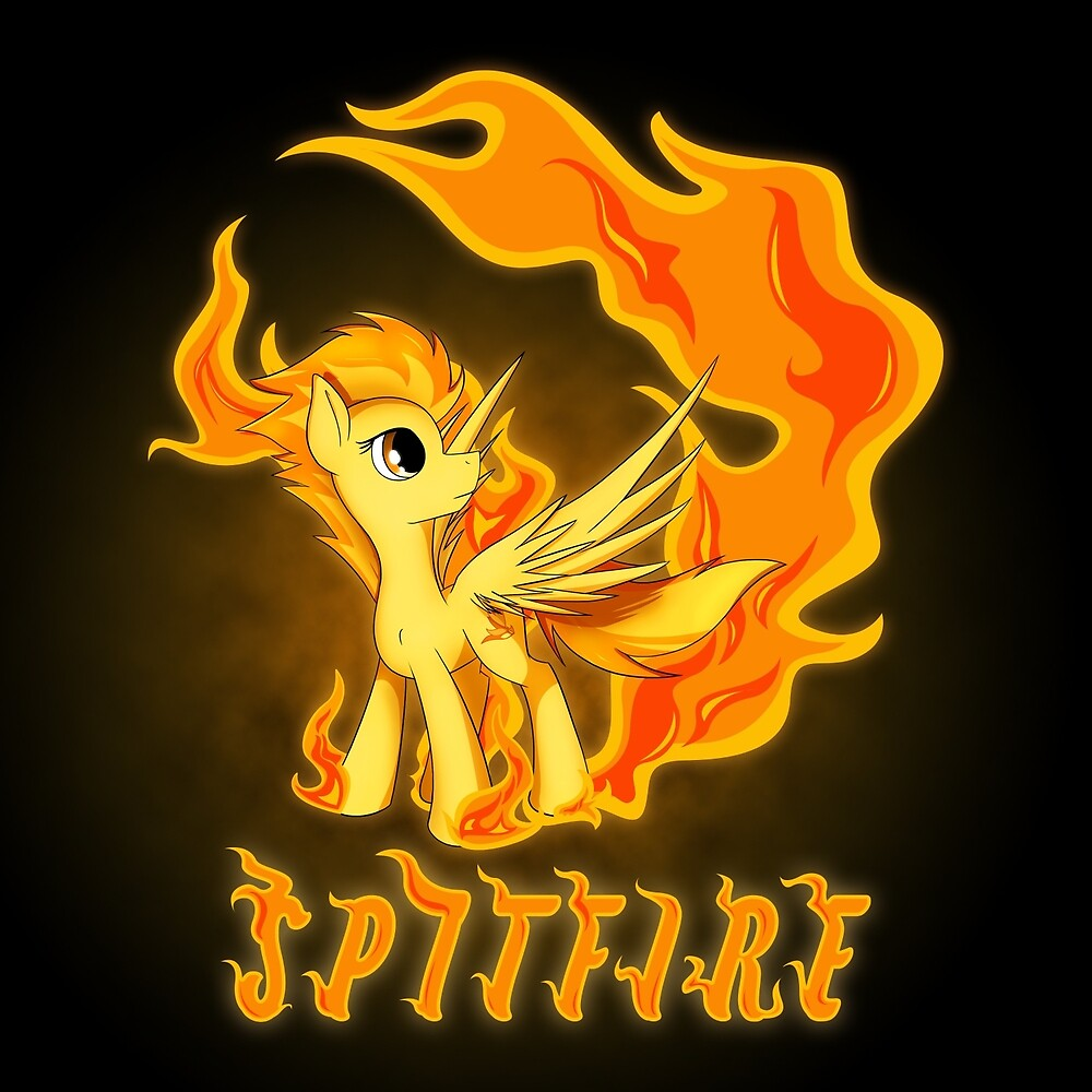 Flamevulture Premade Design - Spitfire by broniesunite