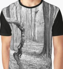 Northern Wood Graphic T-Shirt