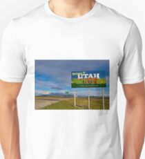 Welcome To Utah | Life Elevated T-Shirt