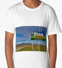 Welcome To Utah | Life Elevated Long T-Shirt