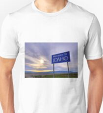 Welcome To Idaho T-Shirt