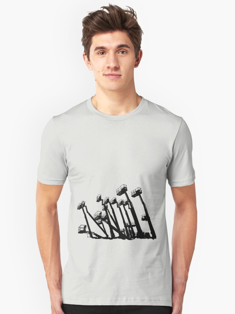 LOOK! rehashed Unisex T-Shirt Front