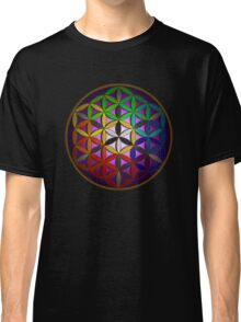 flower of life (spectral) Classic T-Shirt