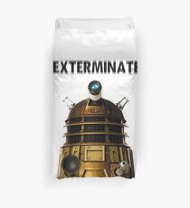 exterminate Duvet Cover